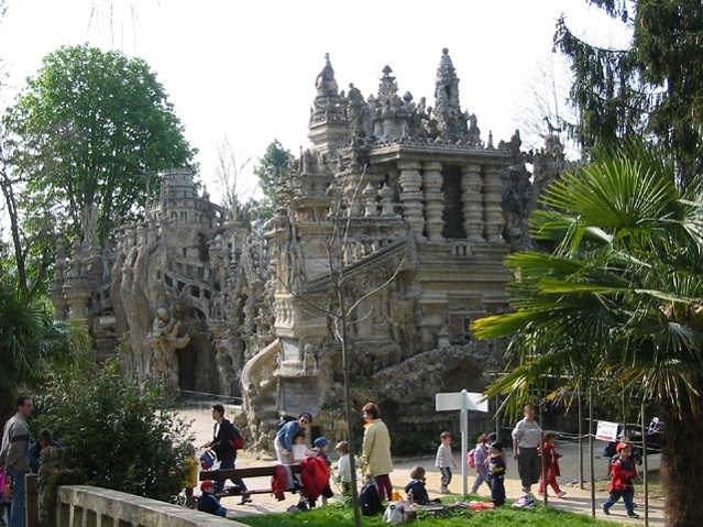 PALAIS IDEAL DU FACTEUR CHEVAL