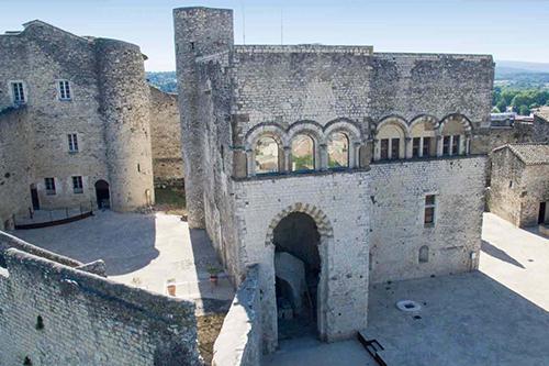 Château des Adhemar / Montélimar