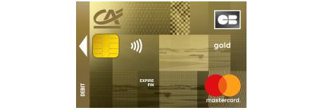 Crédit Agricole Sud Rhône Alpes - Gold Mastercard- Tous Nos produits - Crédit Agricole