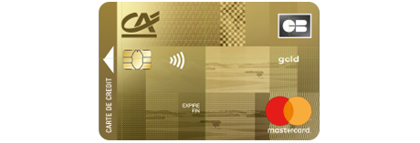 Carte Gold Credit Agricole.Credit Agricole Sud Rhone Alpes Gold Mastercard Cartwin