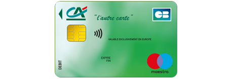 Carte Bancaire Usage Unique Credit Agricole.Credit Agricole Sud Rhone Alpes L Autre Carte Tous Nos