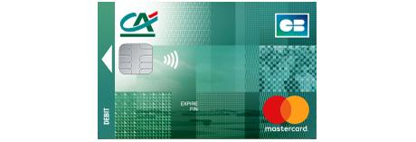 Carte Accord Retrait.Credit Agricole Sud Rhone Alpes Mastercard Tous Nos Produits