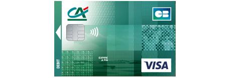 Carte Bancaire Usage Unique Credit Agricole.Credit Agricole Sud Rhone Alpes Carte Visa Classic