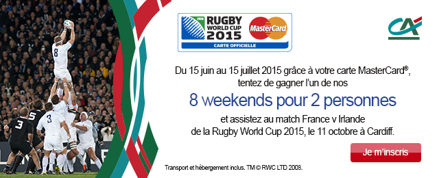 Jeu Mastercard Rugby