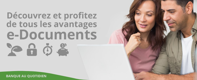 Optez pour e-Documents