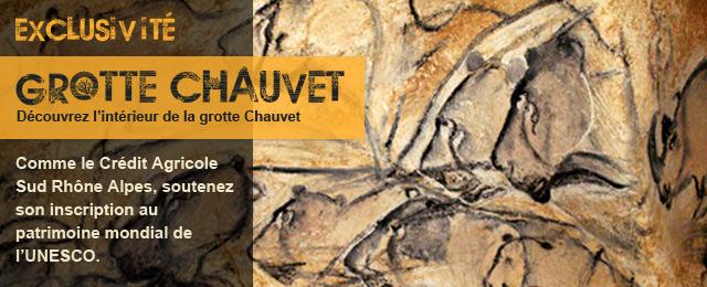 Soutenir la grotte Chauvet