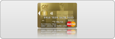 Crdit agricole sud rhne alpes gold mastercard tous nos - Plafond de paiement carte mastercard ...