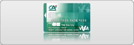 Crdit agricole sud rhne alpes carte visa classic - Plafond carte maestro credit agricole ...