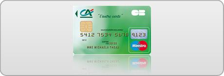 Crdit agricole sud rhne alpes l 39 autre carte tous nos produits crdit agricole - Plafond carte maestro credit agricole ...