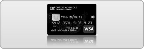 Crdit agricole sud rhne alpes carte visa infinite - Plafond de retrait mastercard credit agricole ...